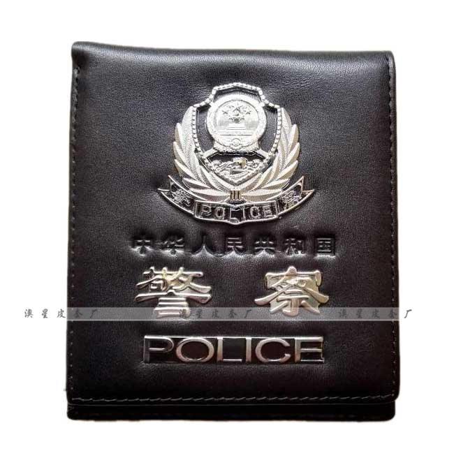 警察钱包图片